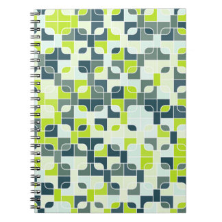 Cadernos imagem abstrata