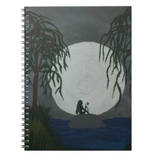 Cadernos Impressão da arte da solidão