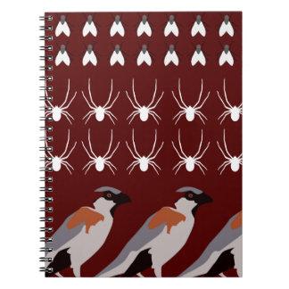 Cadernos Impressão de Dracula