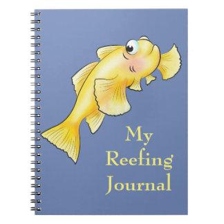 Cadernos Jornal de Reefing