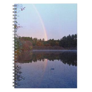 Cadernos Jornal do arco-íris