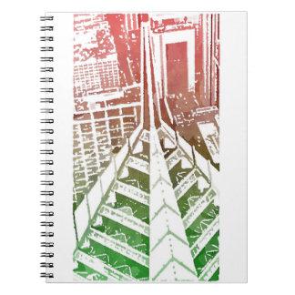 Cadernos Jornal do arranha-céus de Chicago