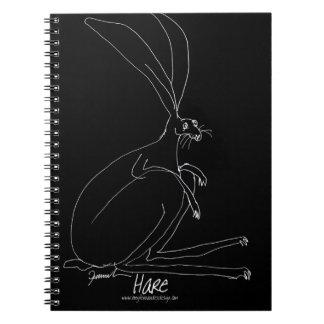 Cadernos lebre mágica