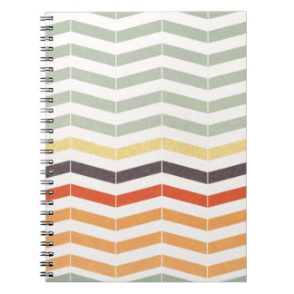 Cadernos Linhas abstratas