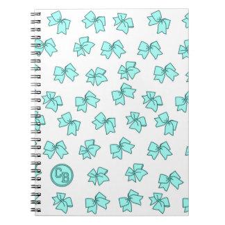 Cadernos Livro de nota pelo boutique do elogio