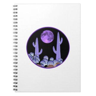 Cadernos Mágica do deserto