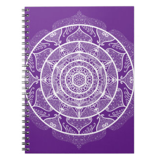 Cadernos Mandala da beringela