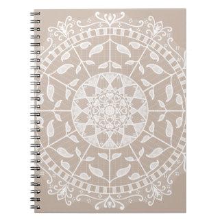 Cadernos Mandala de lãs
