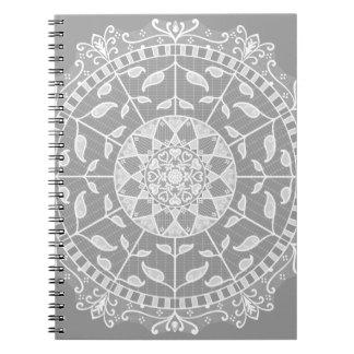 Cadernos Mandala de pedra