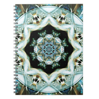 Cadernos Mandalas do coração da liberdade 21 presentes