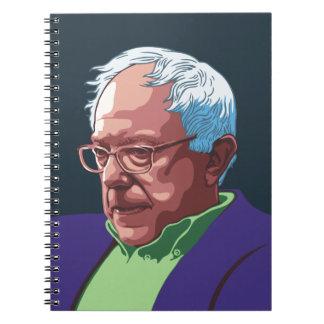 Cadernos Máquinas de lixar de Bernie - col