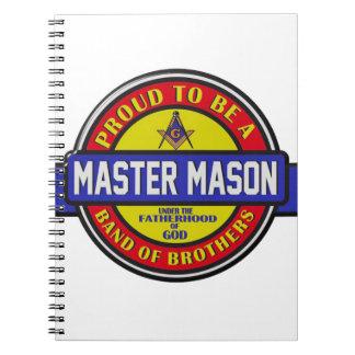 Cadernos mastermason