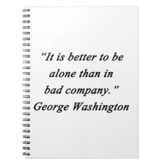 Cadernos Mau Empresa - George Washington