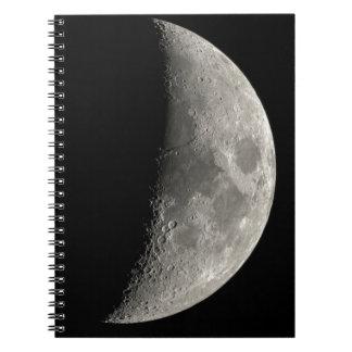 Cadernos Meia lua