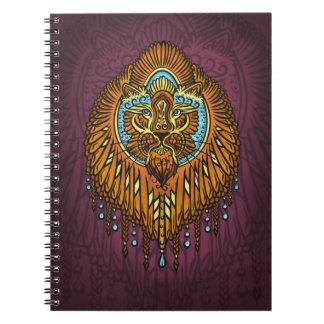 Cadernos Minha voz interna, Tarot, força, innerpower