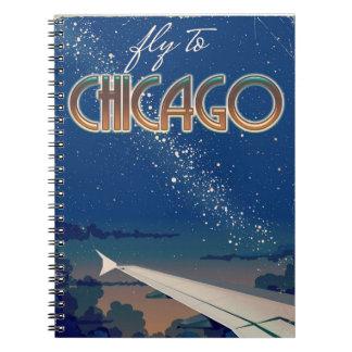 Cadernos Mosca a Chicago