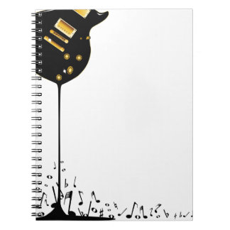 Cadernos Música de fluxo