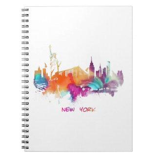 Cadernos New York