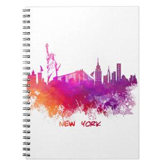 Cadernos Nova Iorque