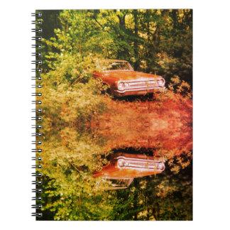 Cadernos O carro o mais assombrado do mundo - o Goldeneagle