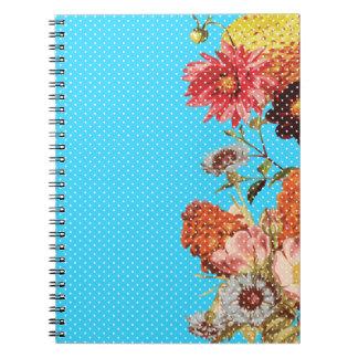 Cadernos Oh dia feliz! - Azul