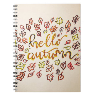 Cadernos Olá! outono