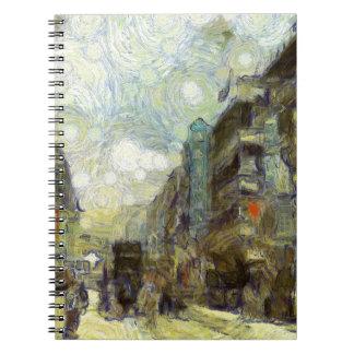 Cadernos os anos 60 Hong Kong