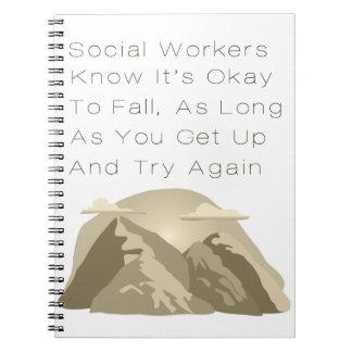 Cadernos Os assistentes sociais sabem inspirador