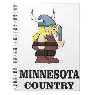 Cadernos País de Minnesota