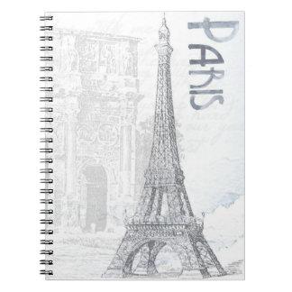 Cadernos Paris