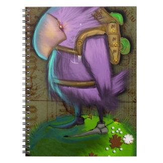 Cadernos Pássaro