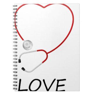 Cadernos paz love44