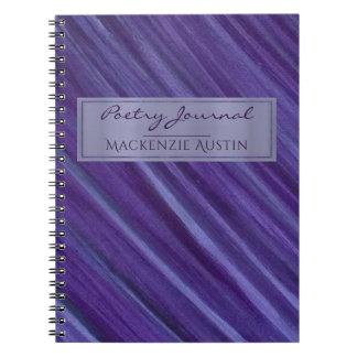 Cadernos Poesia roxa da ameixa | do monograma indiferente