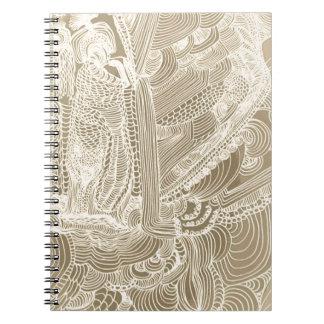 Cadernos Princesa romana