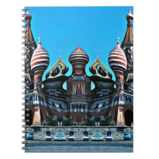 Cadernos Psycgedelic Moscovo