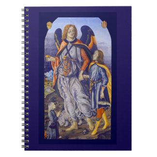 Cadernos Raphael do santo de San Rafael