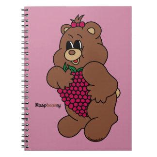 Cadernos Raspbearry - Zaubaerland