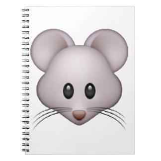Cadernos Rato - Emoji