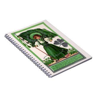 Cadernos Recolhendo trevos