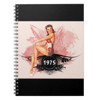 Cadernos Rosa do Pinup