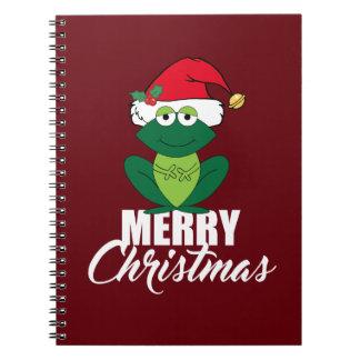 Cadernos Sapo do Feliz Natal