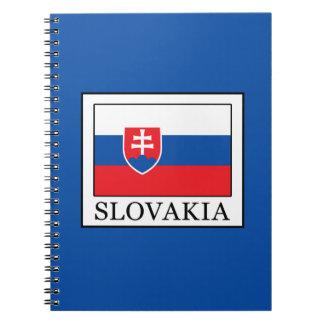 Cadernos Slovakia