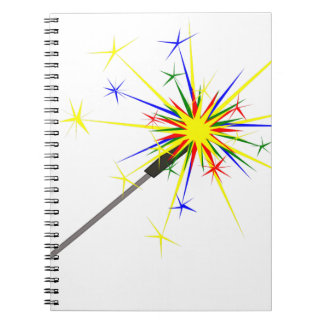 Cadernos Sparkler