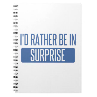 Cadernos Surpresa