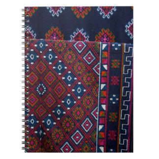 Cadernos Tapetes butaneses