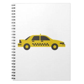 Cadernos Táxi