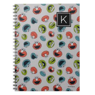 Cadernos Teste padrão da equipe do Sesame Street | All Star