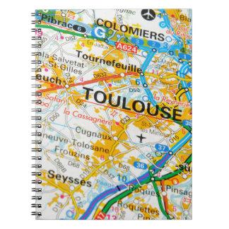 Cadernos Toulouse, France