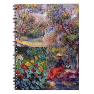 Cadernos Três obra-primas surpreendentes da arte de Renoir