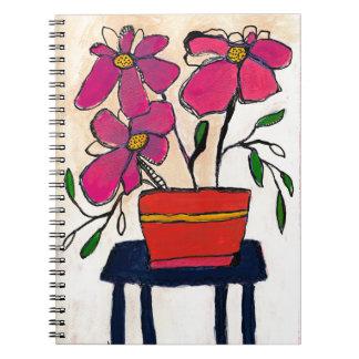 Cadernos Trois Fleurs